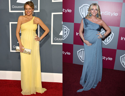 Red carpet oops: You stole my look!