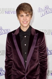 Never Say Never premiere interviews