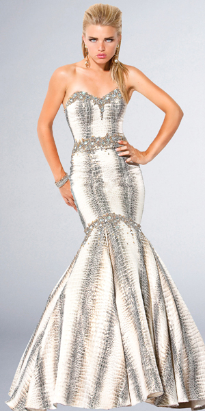 Katy Perry Grammy Award replica dress