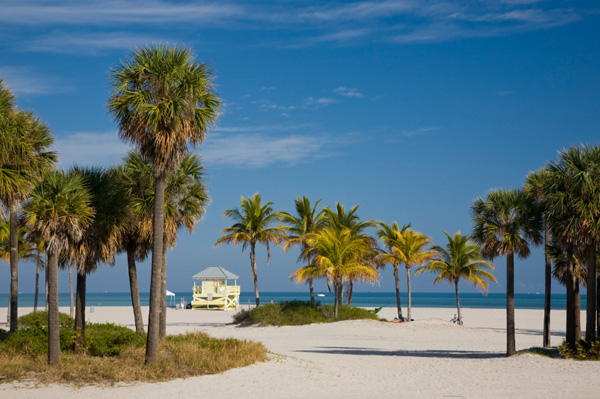 Key Biscayne for relaxation
