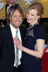 Nicole Kidman talks secret baby