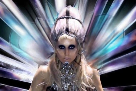 Lady Gaga's Born This Way video has premiered!