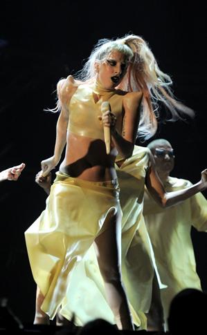 Grammy Awards 2011 celebrity style
