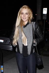 Lindsay Lohan in trouble again