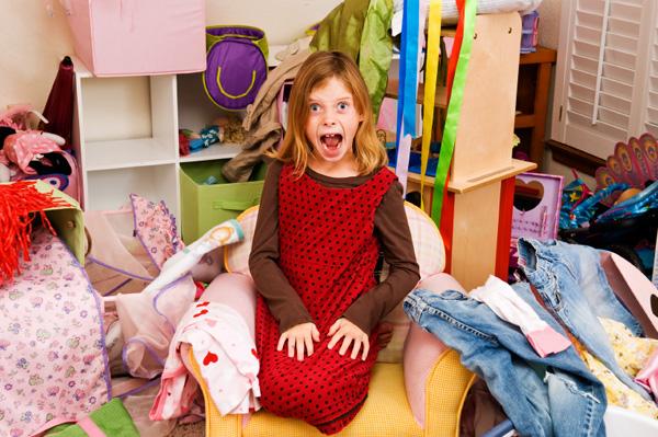 12 Tips for helping disorganized children