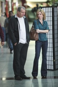 Ed O'Neill and Julie Bowen