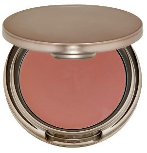 Try a cream blush for a natural makeup look