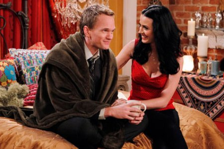katy perry's HIMYM debut!