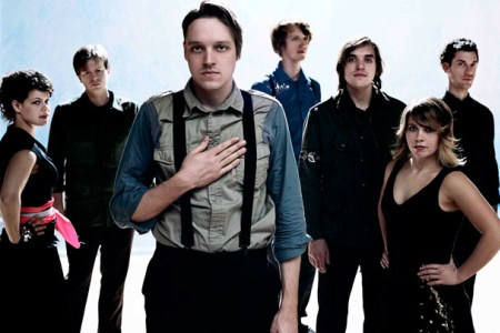 Arcade Fire wins big at The Grammys