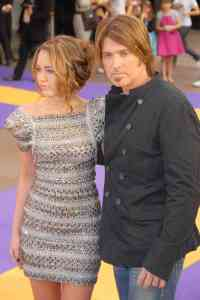 Billy Ray fears for Miley Cyrus