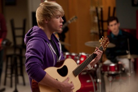 Glee catches Bieber fever!