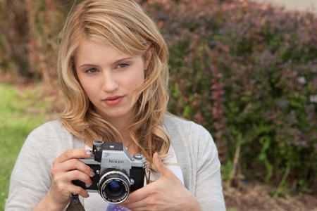 Glee star Dianna Agron stars in I Am Number Four