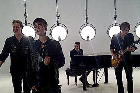 justin bieber that should be me music video with rascal flatts. Justin-Bieber-Rascal-Flatts