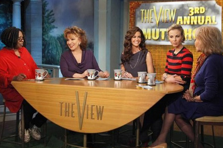 The View with Denise Richards