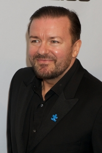 Ricky Gervais to host Globes?