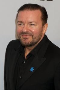 Ricky Gervais gives Oscar advice