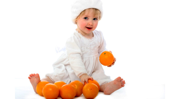 Orange baby girl names