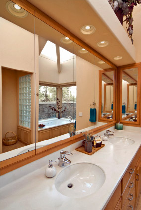 Budget bathroom fixtures