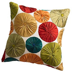 Pier1 throw pillow