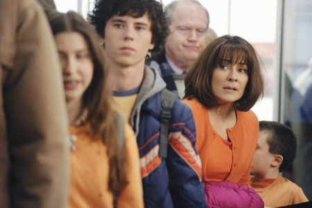 Patricia Heaton takes the Heck clan on a trip on The Middle