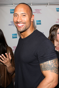 The Rock returns to wrestling!