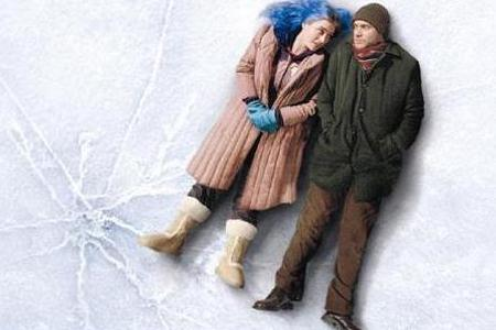 Eternal Sunshine of the Spotless Mind stars Kate Winslet and Jim Carrey