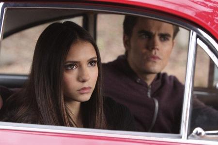 Vampire Diaries: Crying Wolf