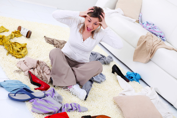 Expert help for home organizing