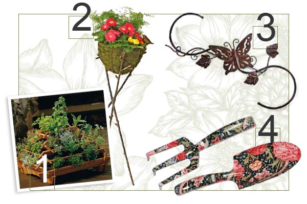 8 Outdoor and gardening accessories for spring