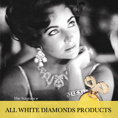 Elizabeth Taylor's White Diamonds Perfume