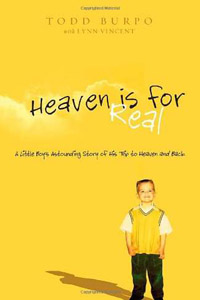 Heaven Is for Real on Bestseller List
