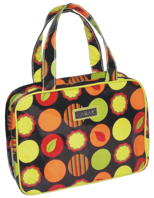 Printed Coated Makeup Case Pod from Hadaki®