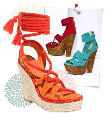 nordstrom candy hued shoes