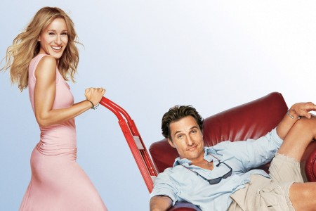 Sarah Jessica Parker and Matthew McConaughey in Failure to Launch