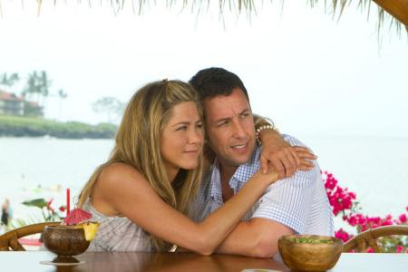 Jennifer Aniston in Just Go With It