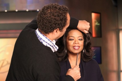 Andre Walker reveals Oprah's hair secrets