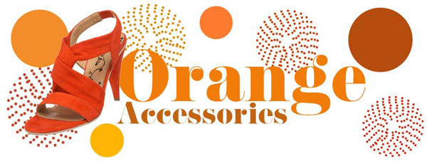 Orange accessories