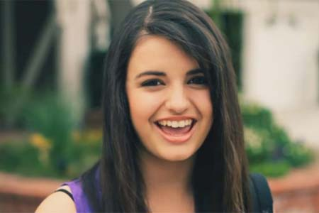 Rebecca Black responds to critics