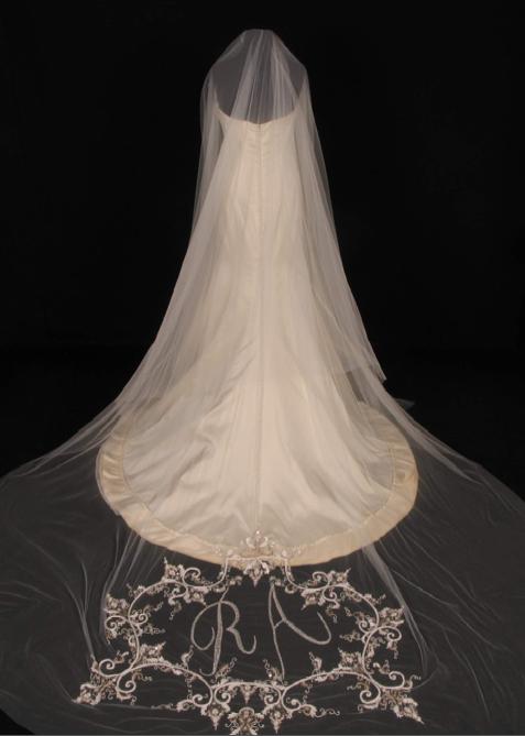 Princess Diana's royal wedding gown