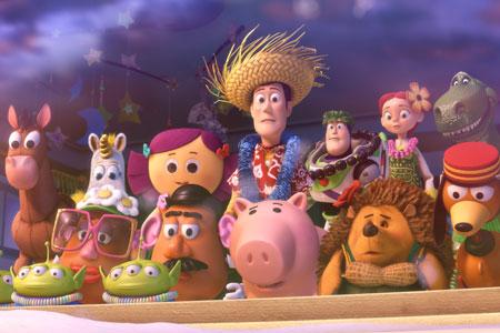Toy Story: Hawaiian Vacation