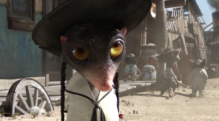 Abigail Breslin stars as a mouse in Rango