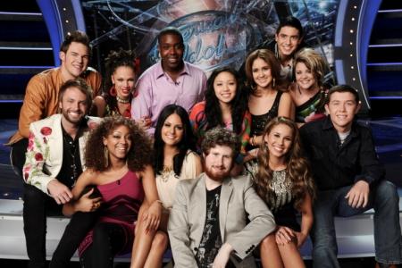 American Idol's top 13!