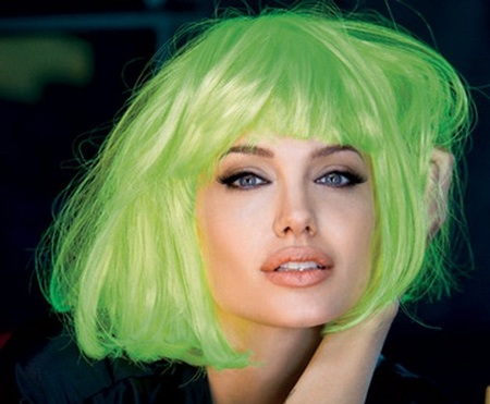 guy curly hairstyles : Green St. Patrick Day celebrity hairstyles