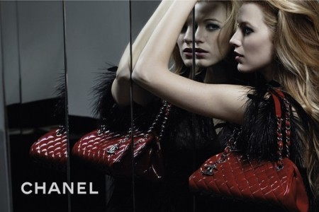 Blake Lively's first Chanel ad!