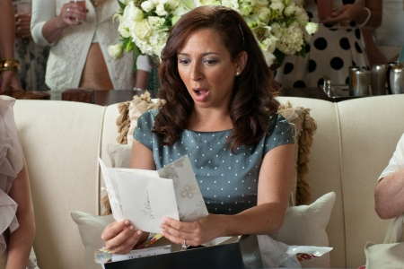 Bridesmaids stars Maya Rudolph as the bride!