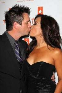 Carrie Ann Inaba's engaged!