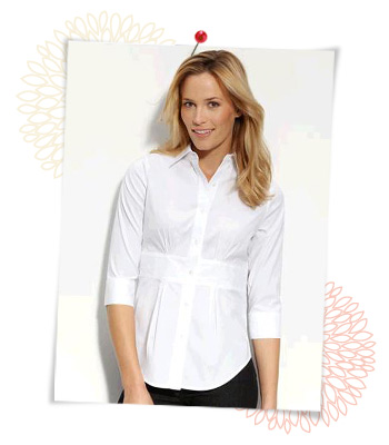 White button down from Nordstrom, $69