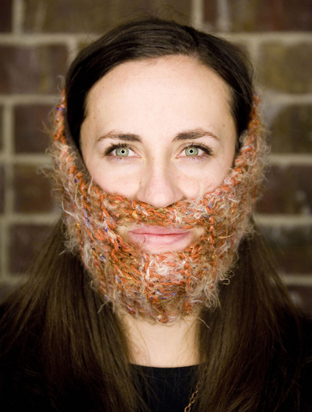 Detachable beard - WENN