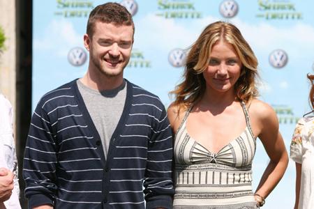 Cameron dishes on ex Justin Timberlake