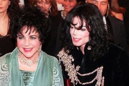 Elizabeth Taylor friendship with MJ